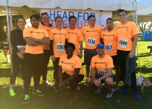 Head for the Cure 5k 3